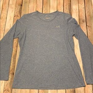 Under Armour Hest Gear long Sleeve. Size Large